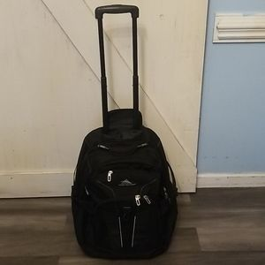 High Sierra rolling bag